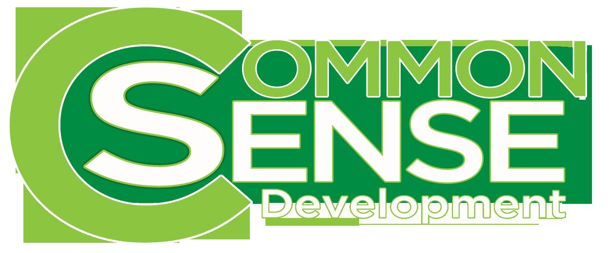 Common Sense Development
