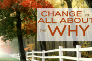 Change is all About the Why