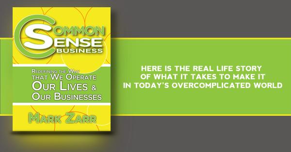 Common Sense Business FB Ad